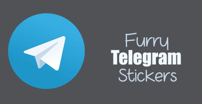 furry-telegram-stickers